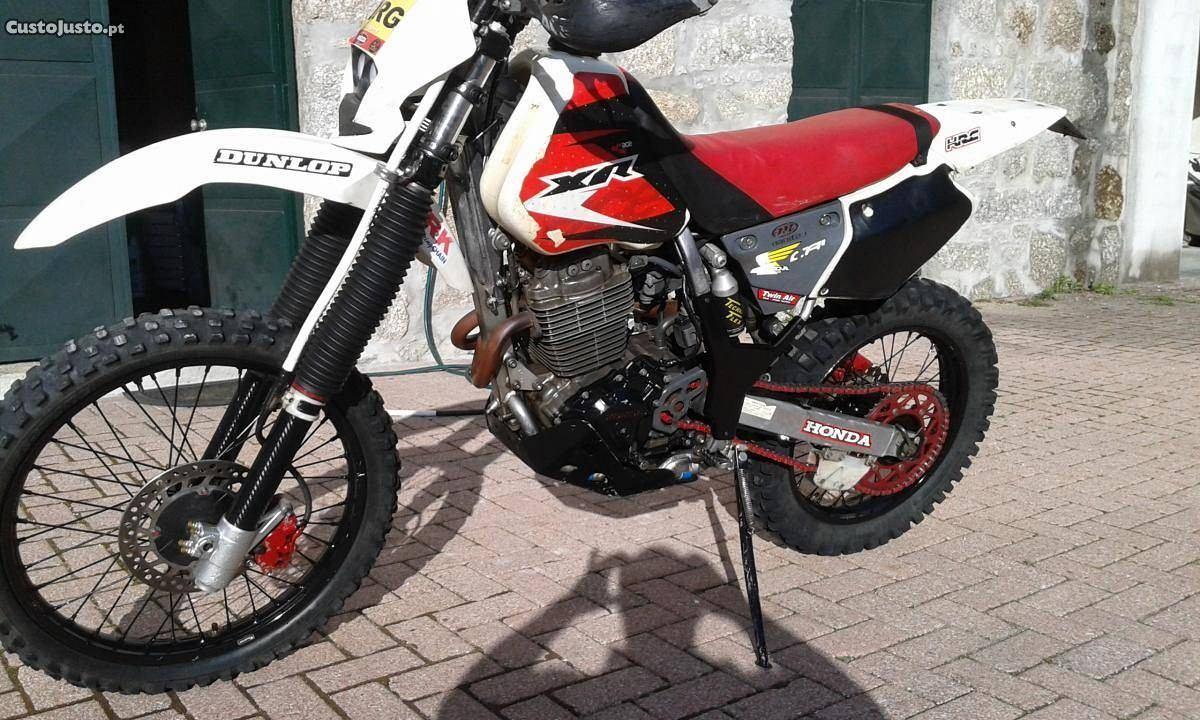 manual de serviço moto honda - xr 400 - 1995 pdf. Carregando zoom.