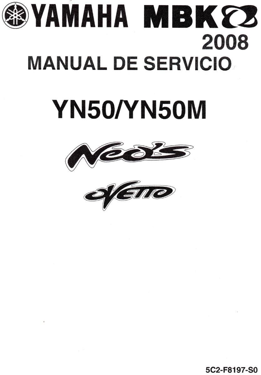 yamaha yn50 manual