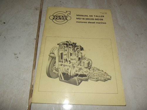1994 volvo penta md models dpx lower gear unit repair service factory workshop manual part number 7735296 1
