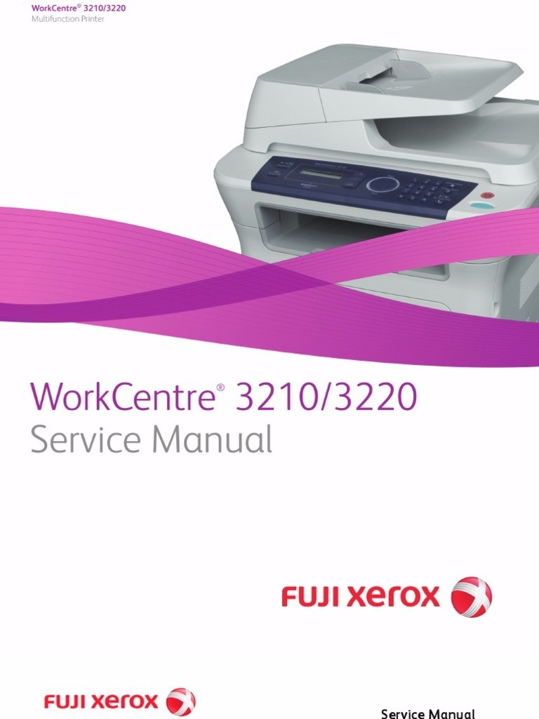 DOWNLOAD DRIVERS: FUJI XEROX WC 3220