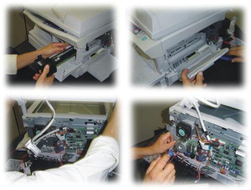 Manual De Serviço Xerox Workcentre 5020