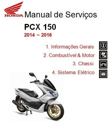 manual de servi os honda pcx 150 2014 2016 pdf r 9 90 em rh produto mercadolivre com br honda pcx 150 manual 2014 honda pcx 150 service manual