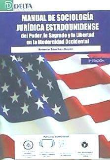manual de sociología jurídica estadounidense : del poder, lo