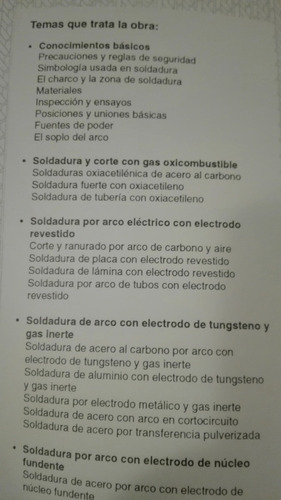 manual de soldadura  de koellhoffer