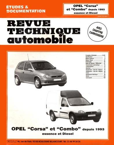 manual de taller chevrolet combo (1994-2000) envio gratis