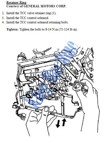 manual de taller - chevrolet silverado c 1500 2007 - 2013