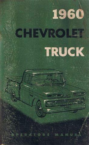 manual de taller completo chevrolet apache 1960-1967