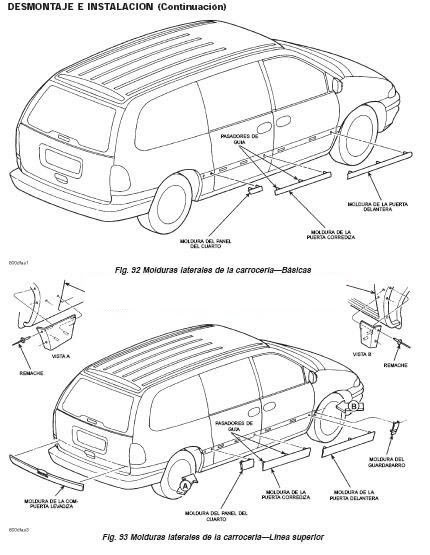 manual de taller county caravan  voyager 99 en espa u00f1o en