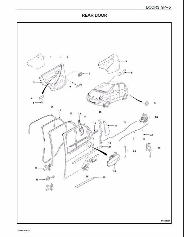 manual de taller daewoo matiz o spark 2000 2013 pdf bs 0 72 en rh articulo mercadolibre com ve daewoo matiz manual cz daewoo matiz manual cz