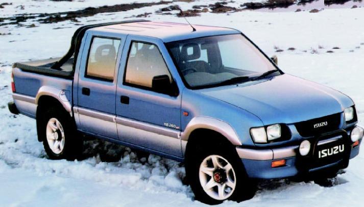 Wiring Diagram Chevrolet Luv 1998
