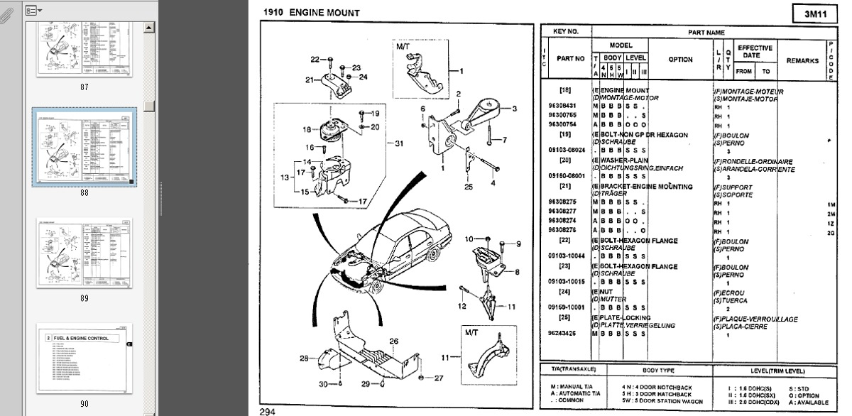 Manual De Taller Del Chevrolet Sprint Masterflirtepub