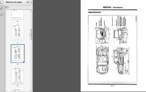 manual de taller de hyundai galloper completo