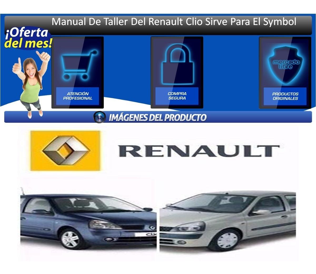 Manual De Taller Del Renault Clio Sirve Para El Symbol