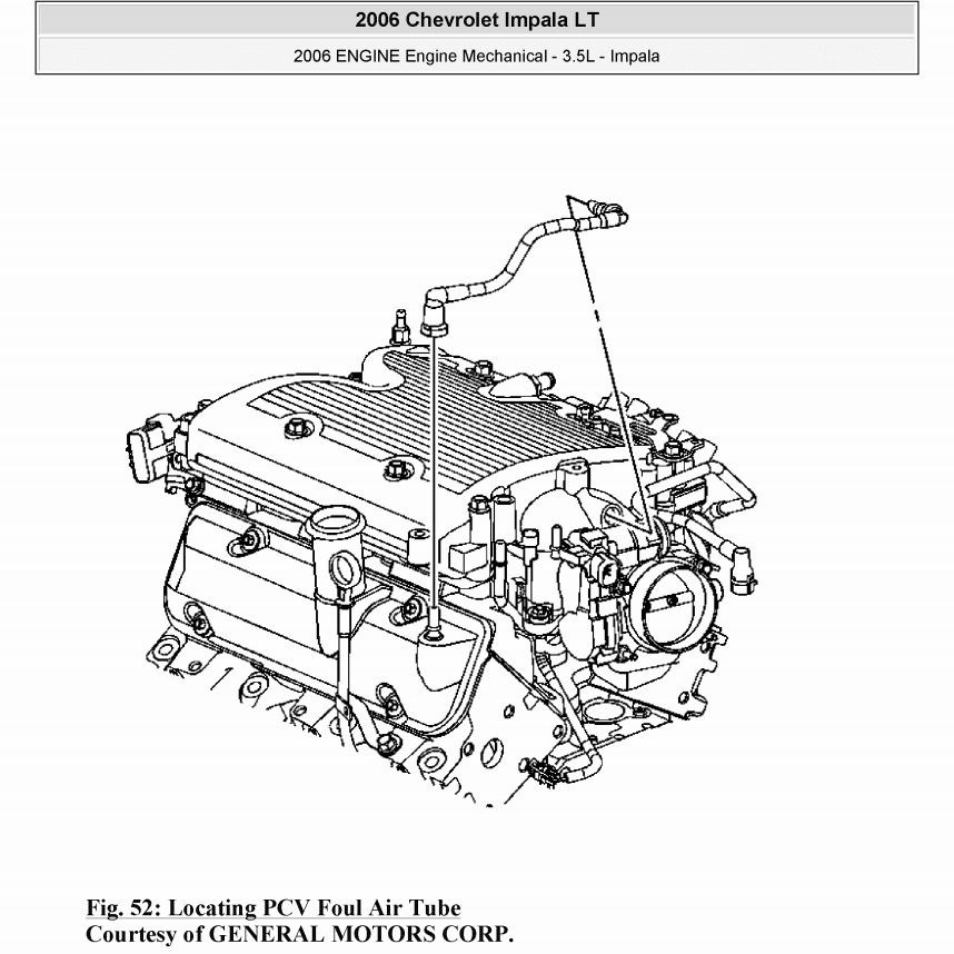 2010 Impala Engine Diagram