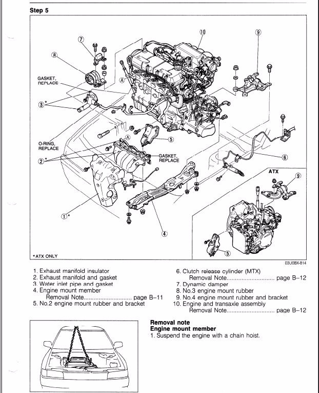 Manual De Taller Diagramas Electricos Mazda 323 1985