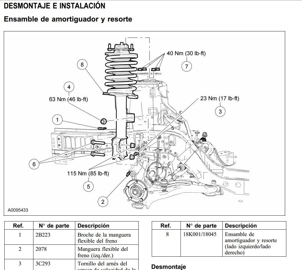 Manual    De       Taller    Diagramas    Ford    Escape 20012007 Espa  ol    8044 en Mercado Libre