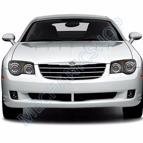 manual de taller español chrysler crossfire 2005