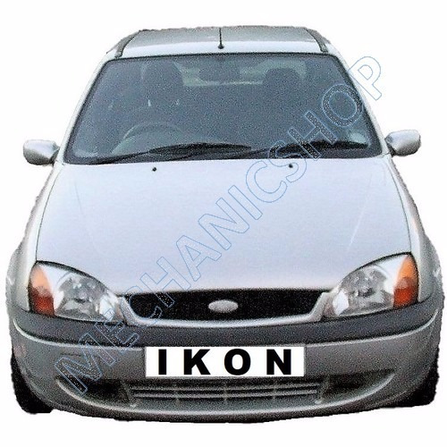 manual de taller español ford ikon 2002-2007