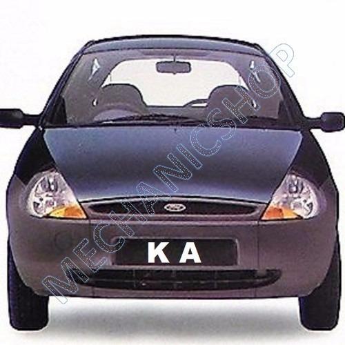 manual de taller español ford ka 2002-2006