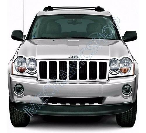 manual de taller español jeep grand cherokee wk 2005