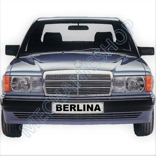 manual de taller español mercedes benz berlina break 84-95