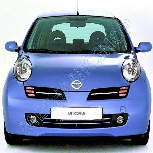 manual de taller espa ol nissan micra k12 2003 s 30 00 en mercado rh articulo mercadolibre com pe Nissan Micra K11 Lips Nissan Micra