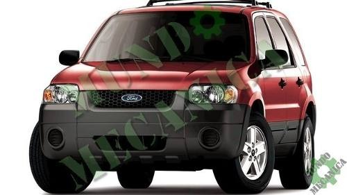 manual de taller ford escape 2001 2007 75 00 en mercado libre rh articulo mercadolibre com mx owners manual ford escape 2001 manual de usuario ford escape 2001