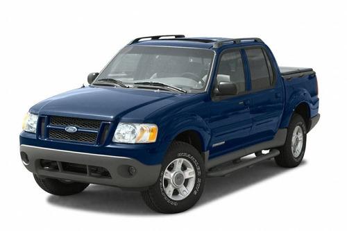 manual de taller ford explorer /sport trac - 2005 español