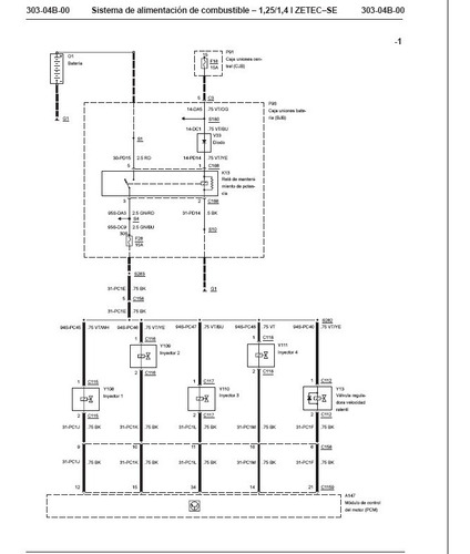 manual de taller ford fiesta 1996 - 2002