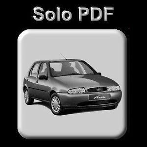 manual de taller ford fiesta 2001 bs 1 50 en mercado libre rh articulo mercadolibre com ve 2017 Ford Fiesta 2017 Ford Fiesta