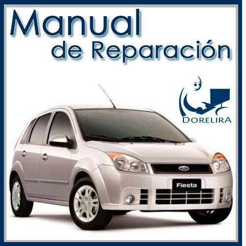 manual de taller ford fiesta power años 2004-2009
