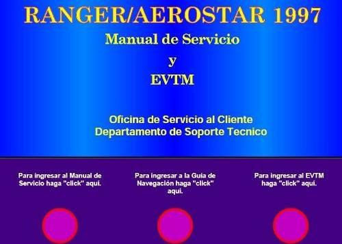 manual de taller ford ranger 1993-1997