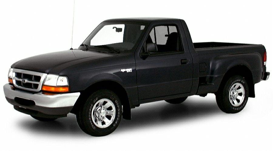 manual ford ranger 2000