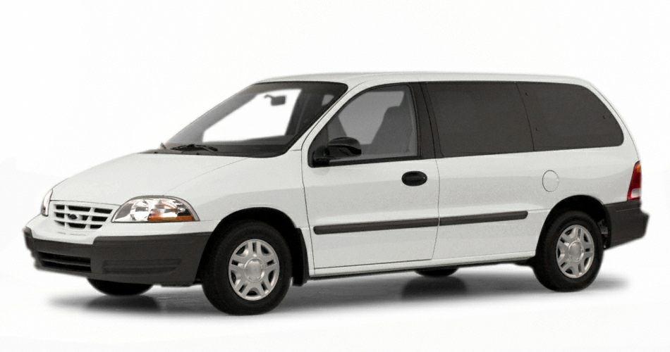manual de ford windstar 2000 en español pdf