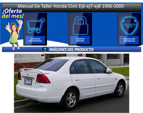 manual de taller honda civic ej6-ej7-ej8 1996-2000