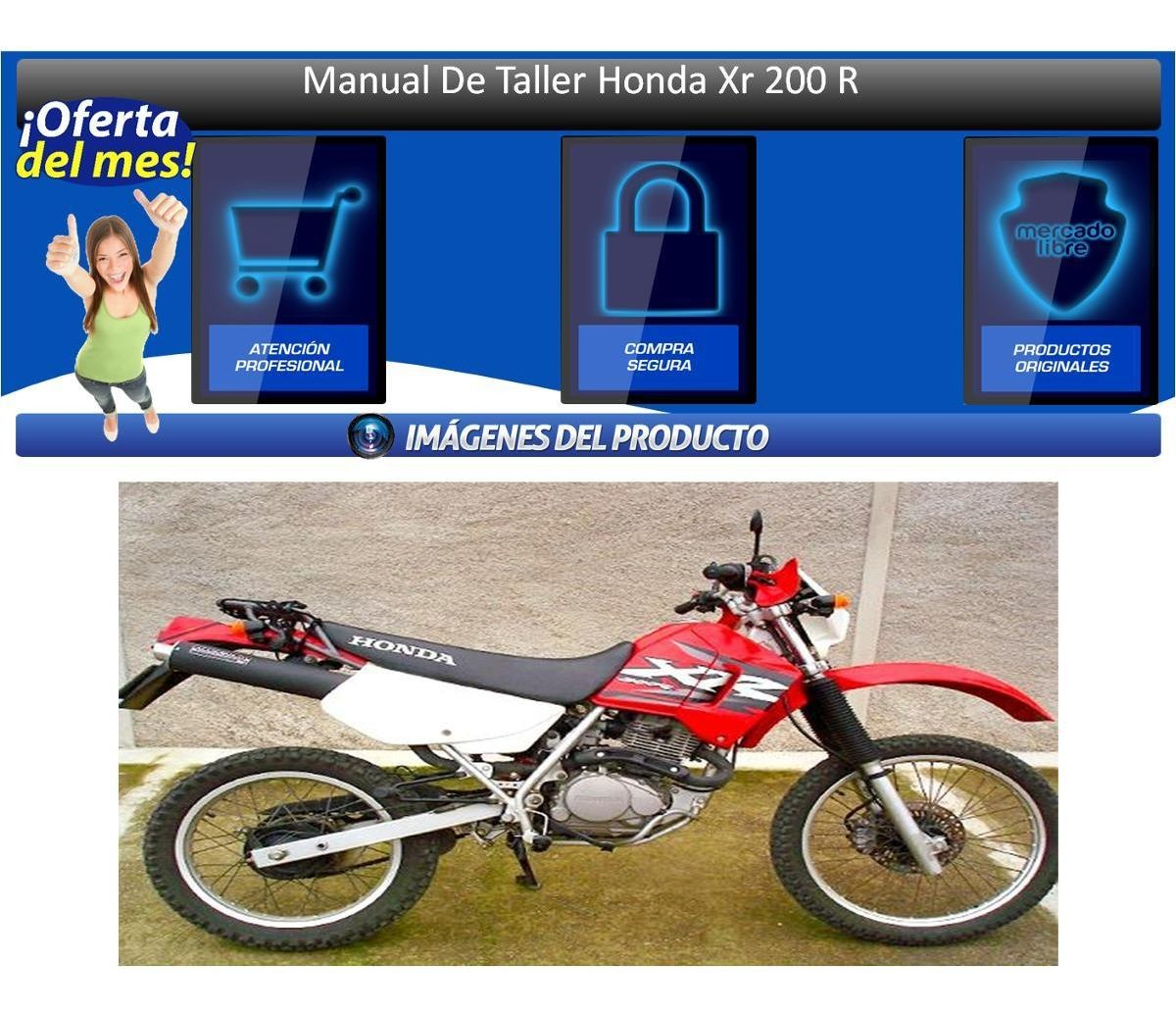 honda xl 200 manual