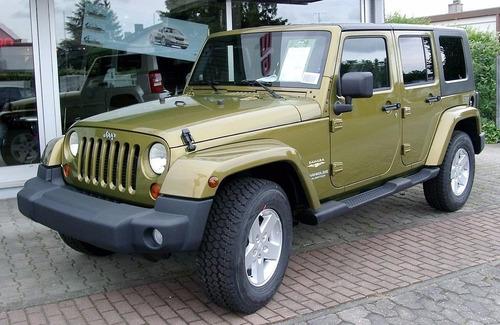 manual de taller jeep wrangler (2006-2018) español