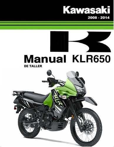 manual de taller kawasaki klr 650 en espa ol 2014 e book bs 35 60 rh articulo mercadolibre com ve 2015 KLR 650 2015 KLR 650