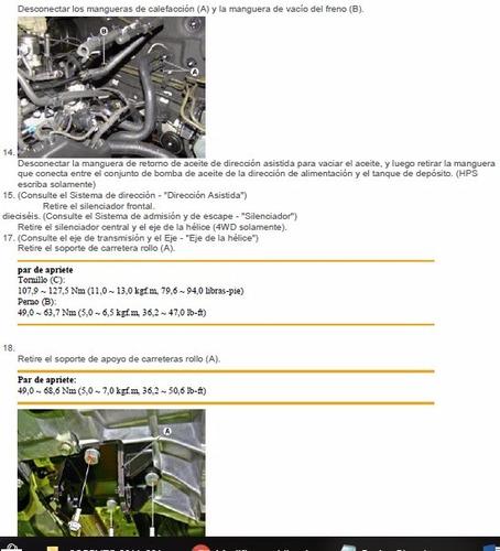 manual de taller kia sorento (2010-2016) español
