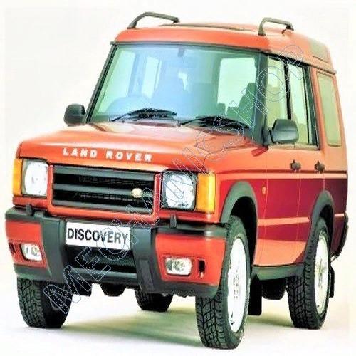 98 Land Rover Discovery: Manual De Taller Land Rover Discovery 2 Td5 V8i A Partir