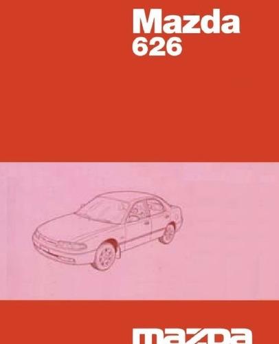 manual de taller mazda 626 (1993-1997) envio gratis