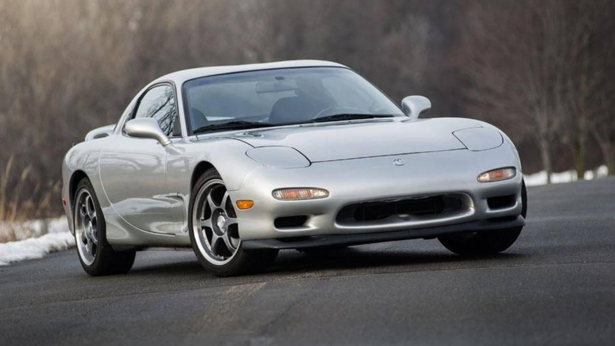 Mazda rx 7 1994
