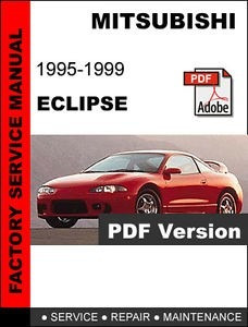manual de taller mitsubishi eclipse 95-99