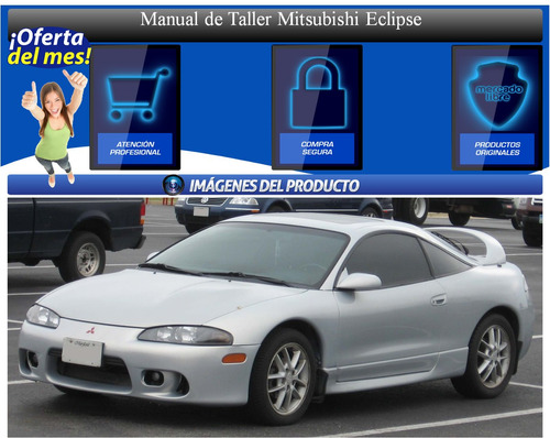 manual de taller mitsubishi eclipse
