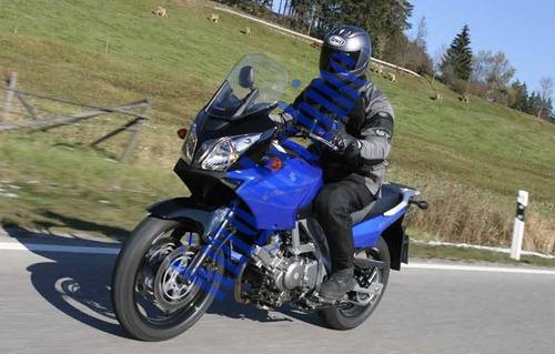 manual de taller - moto suzuki v-strom dl650 2004 - 2012