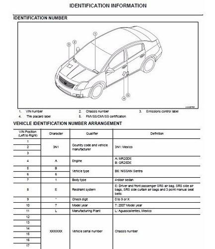 manual de taller nissan sentra (2007-2012) español