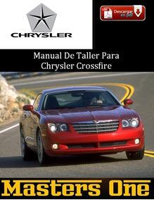 Header Chrysler Crossfire en Mercado Libre México