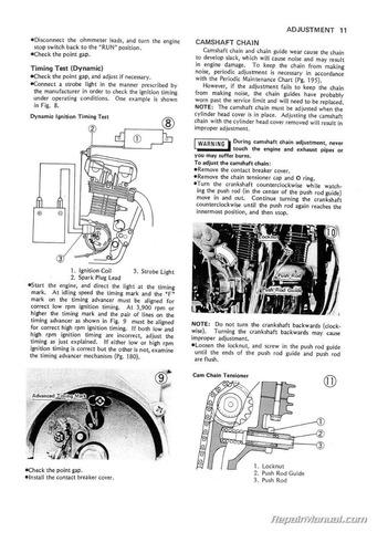 manual de taller para kawasaki klr 250