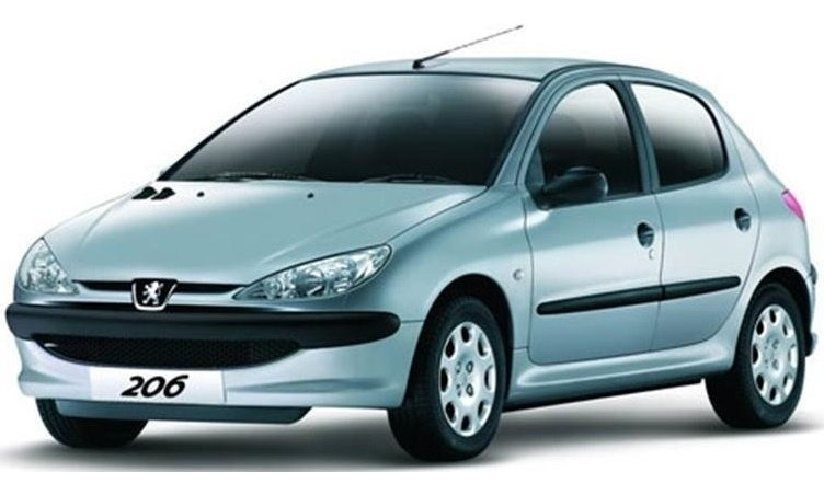 Manual De Taller Peugeot 206 Diagramas Electricos  Ingles