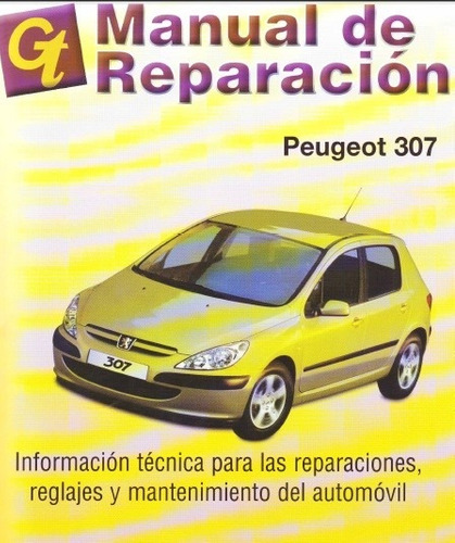 manual de taller peugeot 307 (2001-2008) español